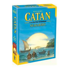 Enigma Catan: Seafarers 5-6 Players (New Edition) (exp.)