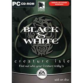 Black & White: Creature Isle (Expansion) (PC)