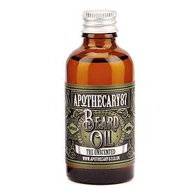 Apothecary87 The Unscented Beard Oil 50ml