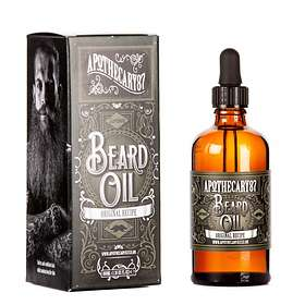 Apothecary87 The Unscented Beard Oil 100ml