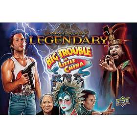 Legendary: Big Trouble in Little China (exp.)