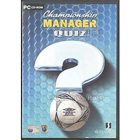 Championship Manager Quiz (PC)