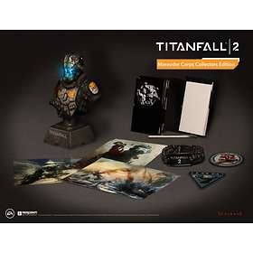 Titanfall 2 - Marauder Corps Collector's Edition (exkl. Spel) (PS4)