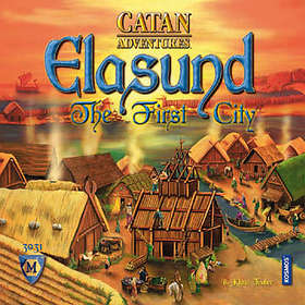 Catan Elasund: The First City