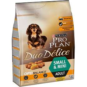 Purina ProPlan Dog Duo Délice Small Chicken & Rice 2,5kg