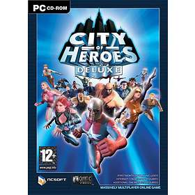 City of Heroes - Deluxe (PC)