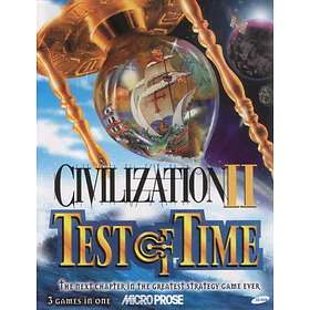 Sid Meier's Civilization II: Test of Time (PC)