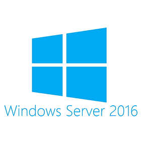 Microsoft Windows Server 2016 Standard 24 Core Sve (64-bit OEM)