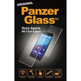 PanzerGlass Front and Back Protector for Sony Xperia M5