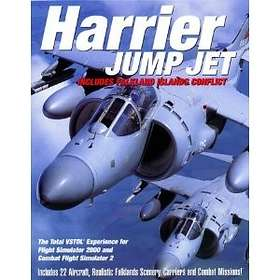 Flight Simulator X: Harrier Jump Jet (Expansion) (PC)