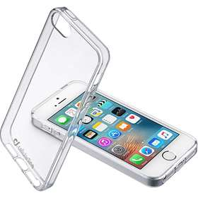 Cellularline Clear Duo for iPhone 5/5s/SE