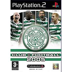 Club Football 2005: Celtic (PS2)