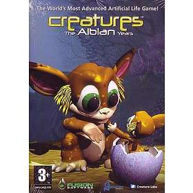 Creatures: The Albian Years (PC)