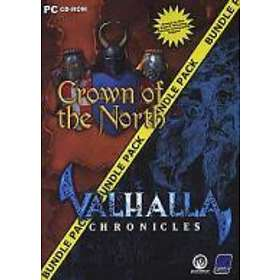 Crown of the North (Svea Rike 3) + Valhalla Chronicles (PC)