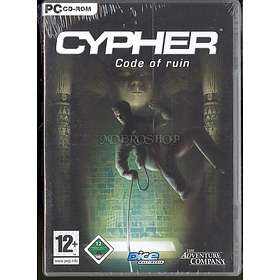 Cypher: Code of Ruin (PC)