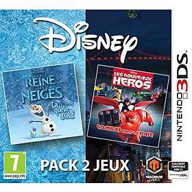 Disney Frozen: Olaf's Quest + Big Hero 6 Pack