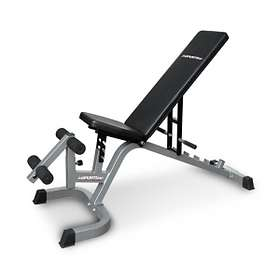 InSportLine Profi Sit Up Bench
