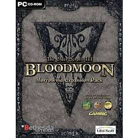 The Elder Scrolls III Morrowind: Bloodmoon (Expansion) (PC)
