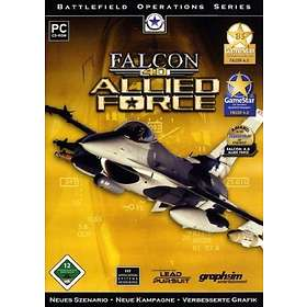 Falcon 4.0: Allied Force (PC)