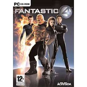 Fantastic Four (PC)