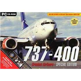 Flight Simulator 2002: 737-400 Special Edition (Expansion) (PC)