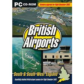 Flight Simulator 2002 Exp: British Airports South & South-West England (PC)