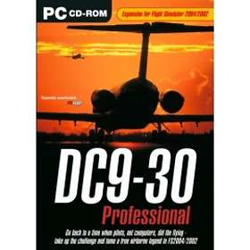 Flight Simulator 2002: DC9-30 Professional (Expansion) (PC)
