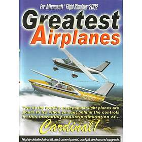 Flight Simulator 2002: Greatest Airplanes - Cardinal! (Expansion) (PC)