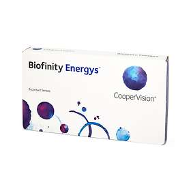 CooperVision Biofinity Energys (6-pakning)