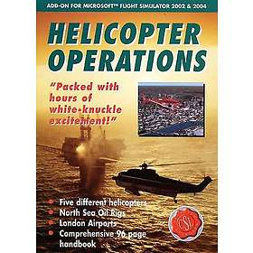 Flight Simulator 2002/2004: Helicopter Operations (Expansion) (PC)