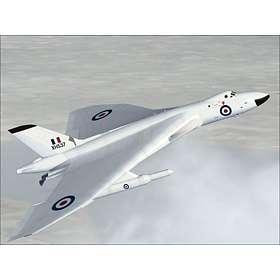 Flight Simulator 2002/2004: RAF Vulcan (Expansion) (PC)