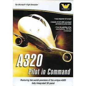 Flight Simulator 2004: A320 Pilot in Command (Expansion) (PC)