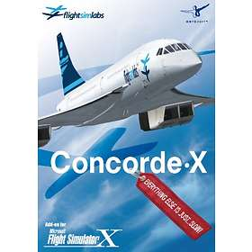Flight Simulator 2004: Concorde Professional (Expansion) (PC)