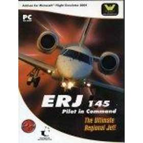 Flight Simulator 2004: ERJ 145 Pilot in Command (Expansion) (PC)