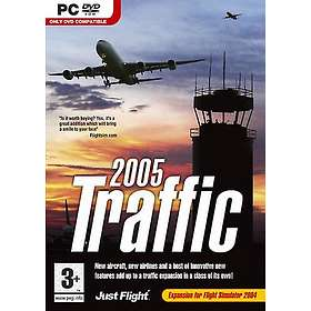 Flight Simulator 2004: Traffic 2004 (Expansion) (PC)