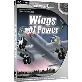 Flight Simulator 2004: Wings of Power (Expansion) (PC)
