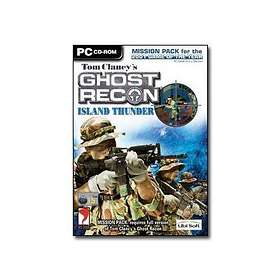 Tom Clancy's Ghost Recon: Island Thunder (Expansion) (PC)