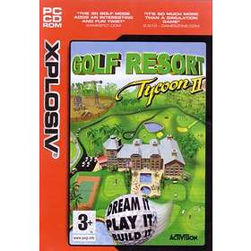Golf Resort Tycoon 2 (PC)