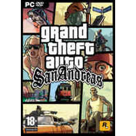 Grand Theft Auto: San Andreas - Limited Edition (PC)