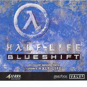 Half-Life: Blue Shift (Expansion) (PC)