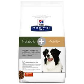 Hills Canine Prescription Diet Metabolic + Mobility 12kg