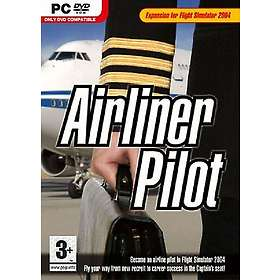Flight Simulator 2004: Airliner Pilot (Expansion) (PC)