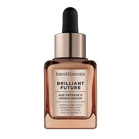 bareMinerals Brilliant Future Age Defense & Renew Serum 30ml