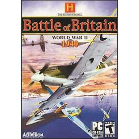 History Channel's Battle of Britain: WWII 1940 (PC)