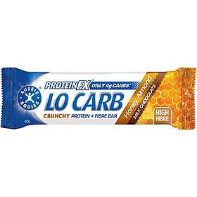 Aussie Bodies Lo Carb Protein Fx Bar 40g