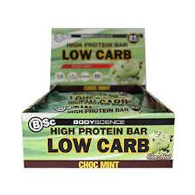 Body Science High Protein Low Carb Bar 60g 8pcs