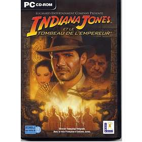 Indiana Jones and the Emperor's Tomb (PC)