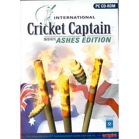 International Cricket Captain 2001 - Ashes Edition (PC)