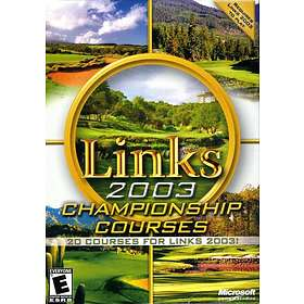 Links 2003: Championship Courses (Expansion) (PC)