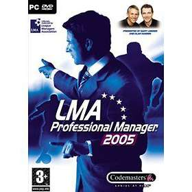 LMA Professional Manager 2005 (PC)